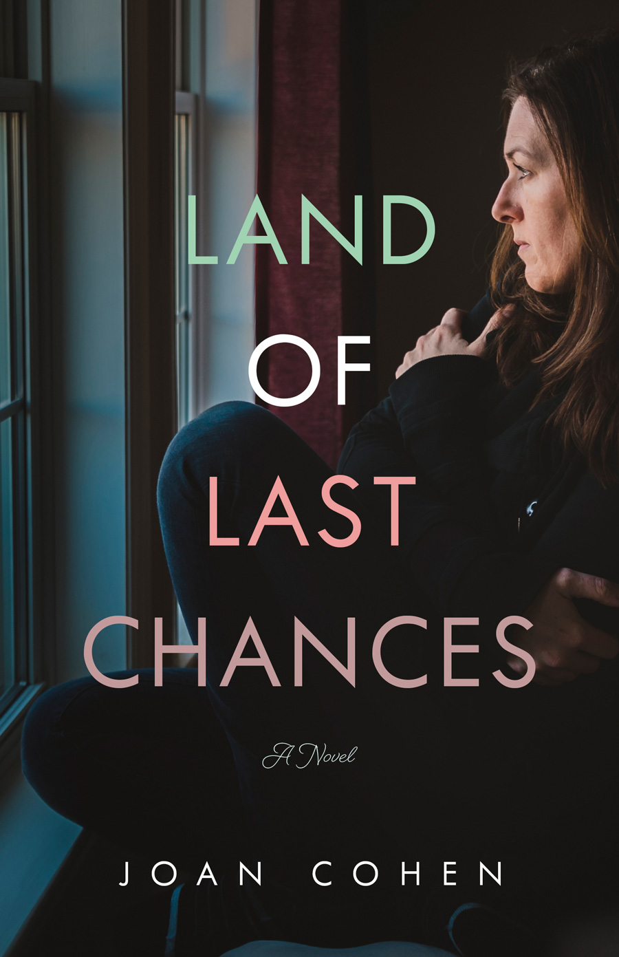 Land of Last Chances cover